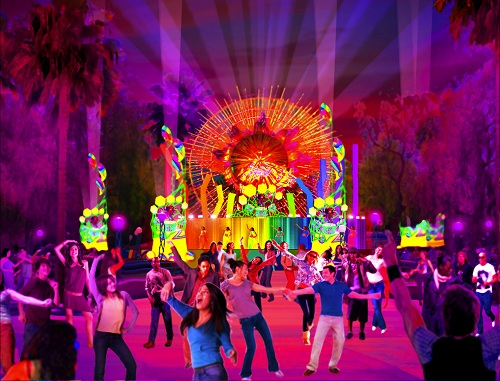 Street party added to Disney California Adventure's summer nights 1