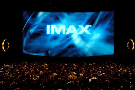 Disney and IMAX sign three-picture 3D deal 1