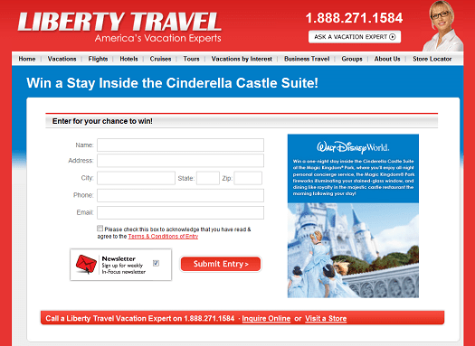 Win a Stay Inside the Disney's Cinderella Castle Suite! 1