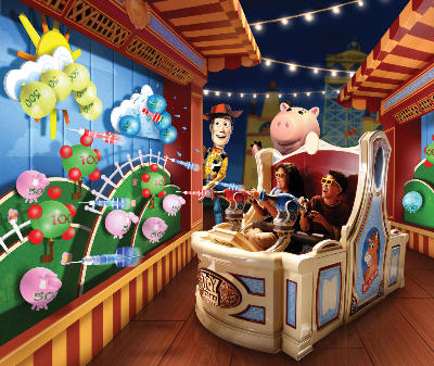 Hollywood Studio's Toy Story Mania To Temporarily Close in Preparation for Toy Story Land 1