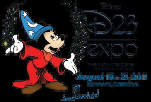 D23 Expo 2011 - Tickets go on sale soon! 1