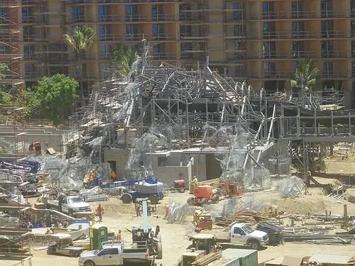 New Ko Olina Disney Vacation Club Aulani Resort Update 3
