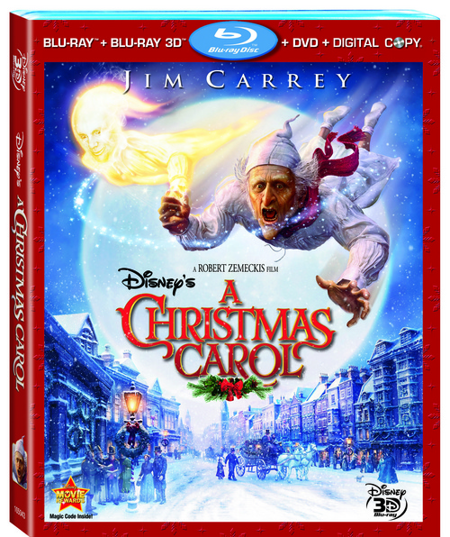 Jim Carrey Christmas Carol.Coming November 16th Disney S A Christmas Carol On Four Disc