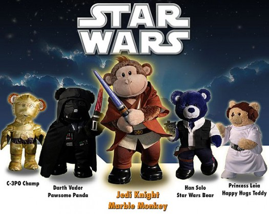 New Star Wars Products & Fun Events at Build-A-Bear Workshop 1