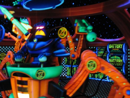 The Best Thing I Love about Disney World - Buzz Lightyear