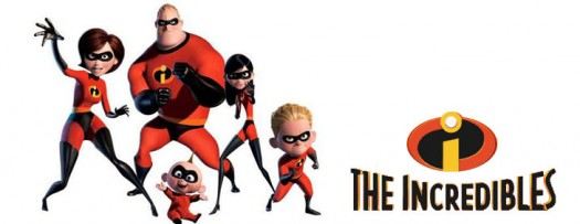 The Incredibles - Coming to Bluray Spring 2011 1