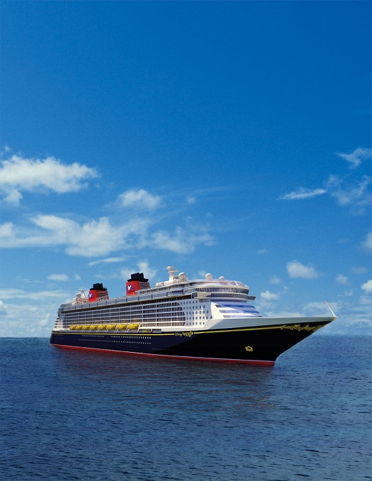 Disney Fantasy Sets Sail in April 2012 – Disney Cruise Line 2012 Itineraries Open for Booking 1