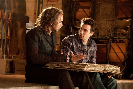 The Sorcerer's Apprentice: Q&A with Nicholas Cage, Exclusive Clips and More! 2