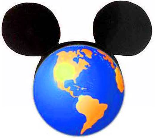 Disney World VS Anywhere Else 1