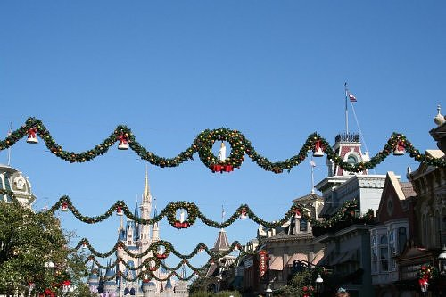 Top 10 Disney World Holiday Favorites by Chris 1