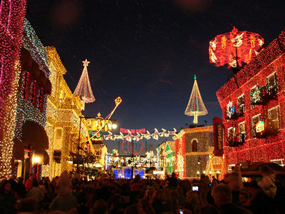 Top 10 Disney World Holiday Favorites by Chris 4