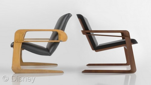 Disney & Avant Gallery To Launch Reimagined Airline Chair In Collaboration With Designer Cory Grosser 1