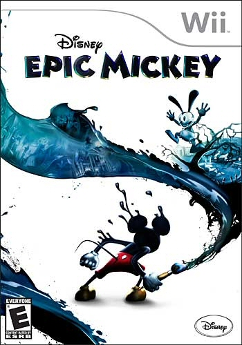 2 Lonely Deeks Epic Mickey Game Review 1