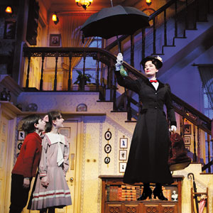 """D23 Members Save on a """"Practically Perfect"""" Musical! 1"""