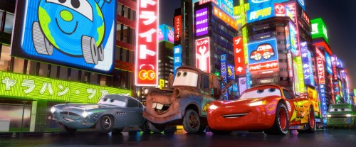 New Images from Pixar's Cars 2 1