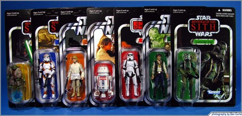 Hasbro's Vintage Collection Figures