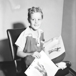 Donnie Dunagan, Voice of young Bambi