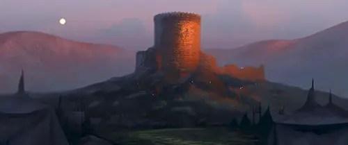 First Look Concept Art for Disney-Pixar's 'Brave' 1