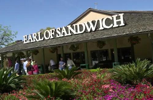 Earl of Sandwich 17