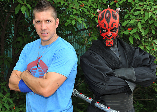 Who will be at Star Wars Weekends 2011? 3