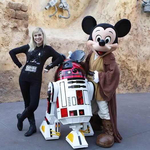 Star Wars Weekends Brings Sci-Fi Saga to Life at Disney's Hollywood Studios 1