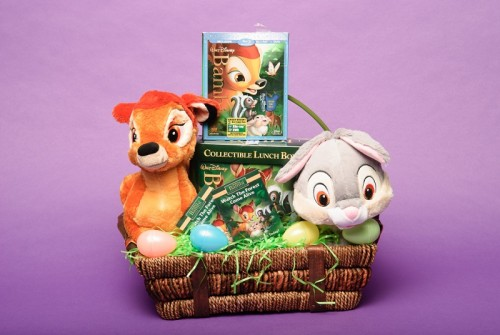 Last Day To Enter! Win a Bambi Easter Basket from Disney 1