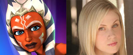 Ashley Eckstein Answers Your Clone Wars Questions! 1
