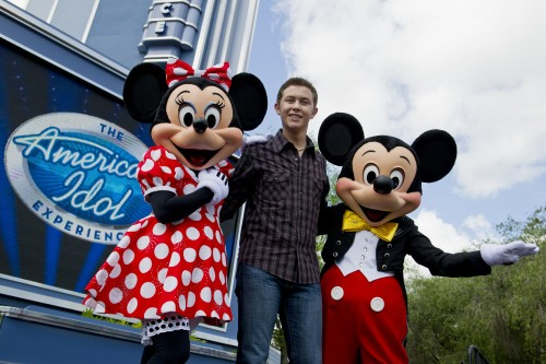 Scotty McCreery Celebrates 'American Idol' Win at Walt Disney World Resort in Florida 1