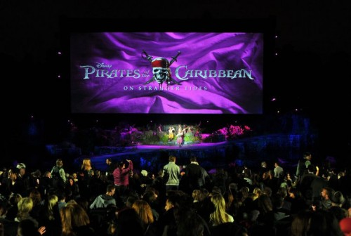 World Premiere Images From PIRATES OF THE CARIBBEAN: ON STRANGER TIDES 2