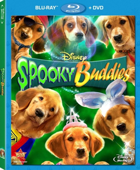 Disney's Irresistible Talking Puppies Are Back! 1