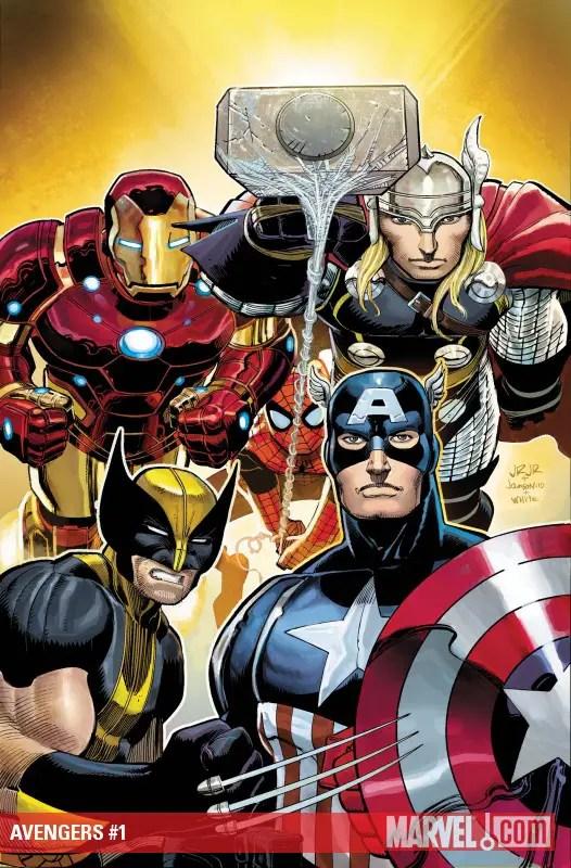 Marvel's Avenger's Day was Yesterday