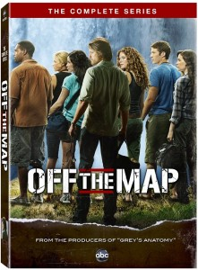 Off The Map: The Complete Series on DVD August 23rd 1
