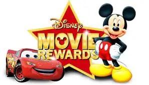 Free 50 Points from Disney Movie Rewards 1