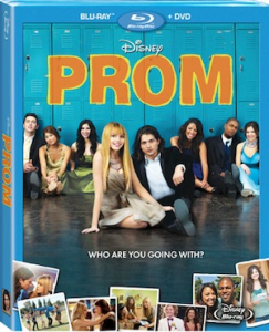Disney's PROM coming to Blu-ray, DVD, Movie Download & On-Demand - August 30, 2011 1