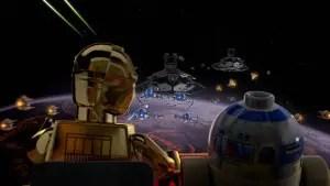 """LEGO Star Wars: The Padawan Menace"" Special on Cartoon Network 2"