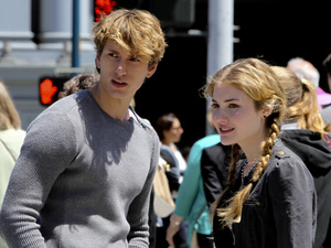 """Sorcerer Radio Q&A with Benjamin Stone of ABC Family's """"The Nine Lives of Chloe King"""" 2"""