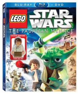 'LEGO Star Wars: The Padawan Menace' on Blu-ray/DVD September 16 1