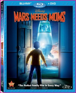 """Mars Needs Moms"" DVD/Blu-ray Review 2"