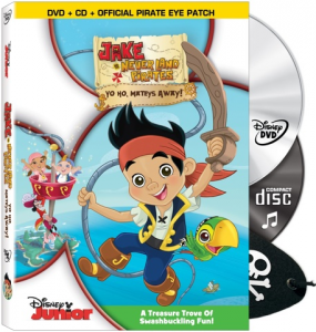 Yo Ho It's Jake and the Neverland Pirates! 1
