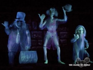 How They Haunt – Behind the scenes of Disney's Haunted Mansion 5