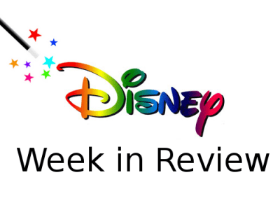 Chip and Company Disney Week In Review For November 14th 1