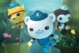 Hit UK animated show OCTONAUTS coming to Disney Junior 1