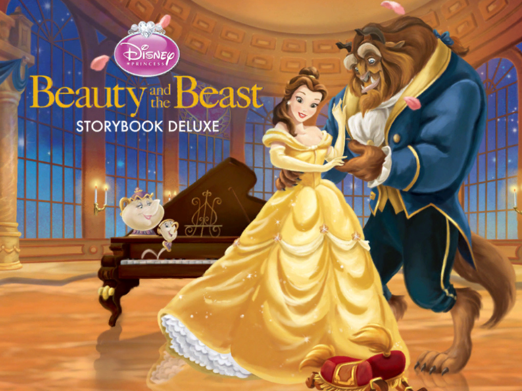 iPad Review: Beauty and the Beast Storybook Deluxe