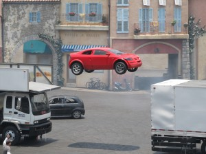 Capturing Disney in Pictures: A Fan Catches Some Motor Action 1