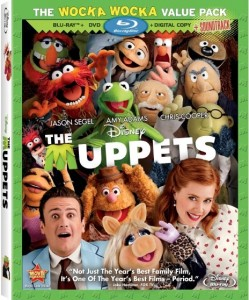 The Muppets coming to Bluray and DVD March 20th 2012 1