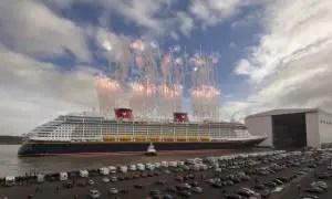 Disney Fantasy Takes Fun to High Water Mark on 7-Night Caribbean Cruises 1