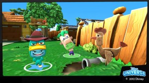 Disney Universe - All New Phineas & Ferb Downloadable Content 1