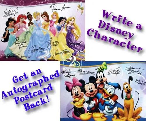 Disney-Postcard