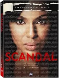 DVD Review - ABC's Scandal 1