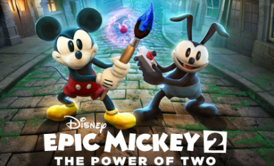 Get to Know the Characters of 'Epic Mickey 2: The Power of Two' 1